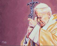 Pape Saint Jean Paul II