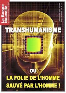 La Bonne Nouvelle : Le Transhumanisme