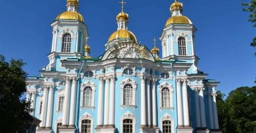 cathédrale-Saint-Pétersbourg