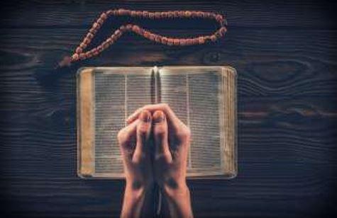 Prière Bible, chapelet