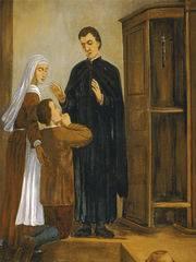 L'apostolat de Benoîte auprès des pèlerins