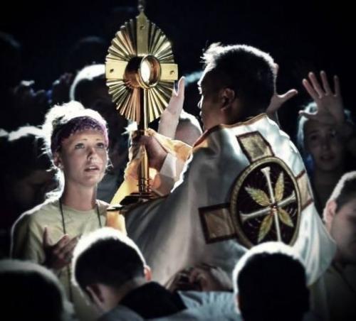 Adoration jeune